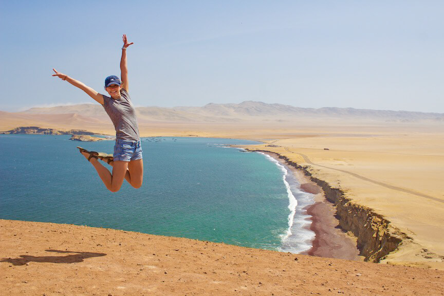 Paracas Travel Guide Paracas