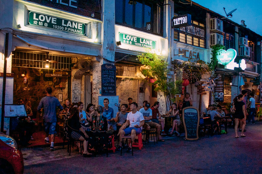 7 Things to Love in George Town, Penang - Wanderluluu